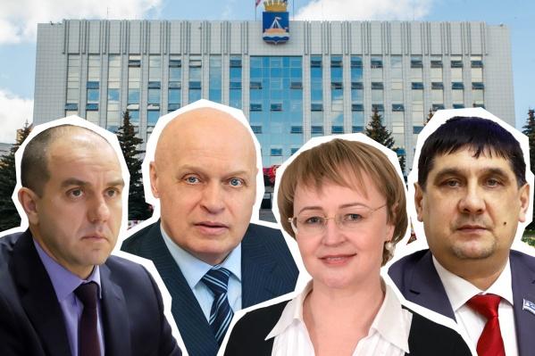 Не все эти народные избранники получают депутатскую зарплату