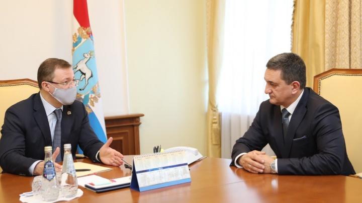 Назначен новый министр спорта Самарской области