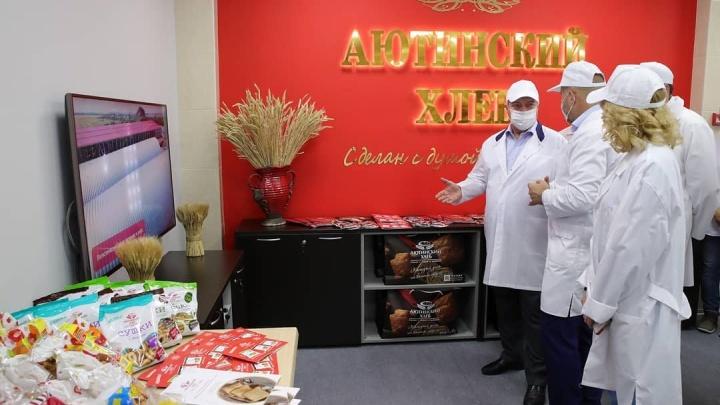 Голубев нашел бесплатные баранки для ростовских военных после критики Шойгу