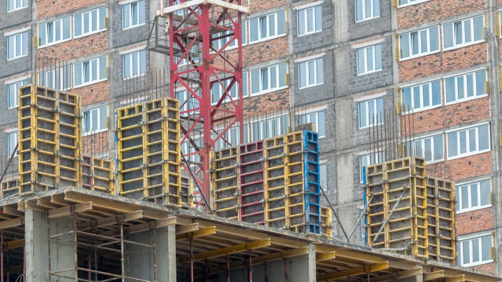 В Самаре достроят ЖК на 18-м км Московского шоссе