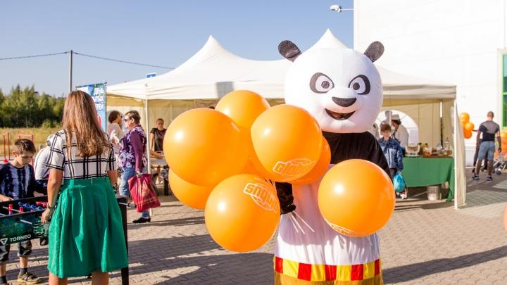 Ура, каникулы: на парковке гипермаркета «Глобус» пройдет детский праздник