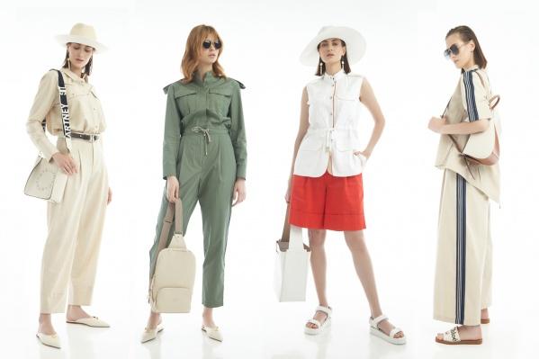 С этого сезона бренд Lorena Antoniazzi эксклюзивно представлен в Новосибирске в универмаге LUKSÉ