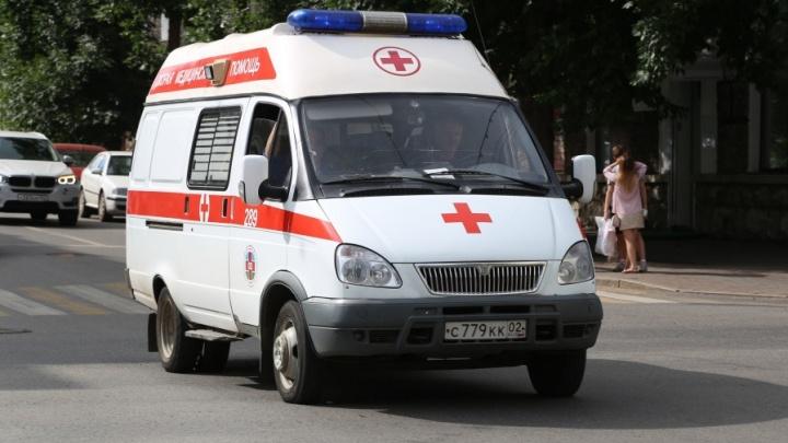 В Стерлитамаке женщина выбросила младенца из окна роддома