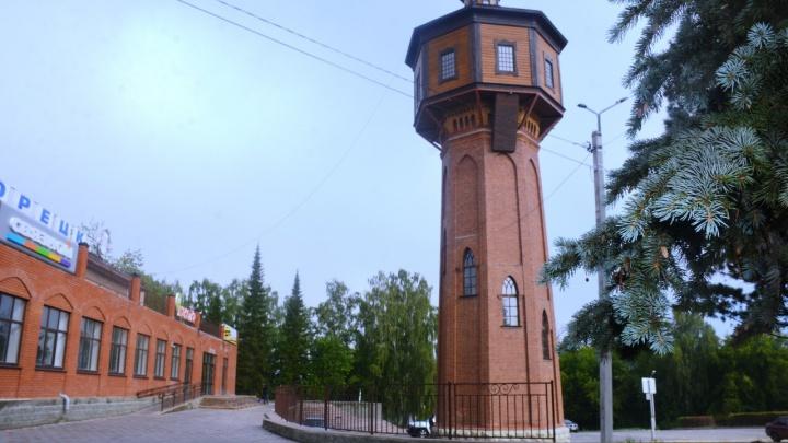 Белорецкую водонапорную башню открыли для посещения. Посмотрите на завораживающие фото изнутри