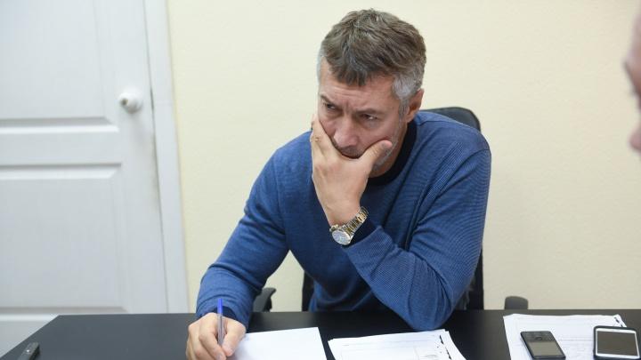 «Уезжайте»: Евгений Ройзман рассказал, какое напутствие дал бы нынешним школьникам
