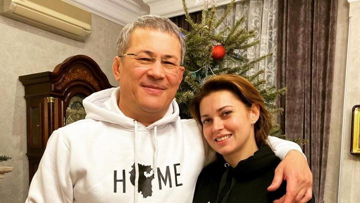 У главы Башкирии Радия Хабирова родился четвертый ребенок