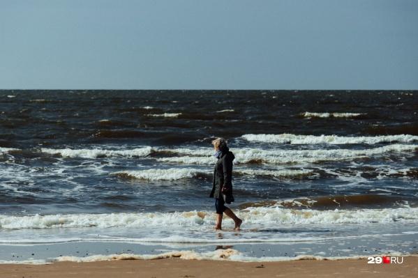 Из-за глобального потепления могут пострадать пляжи и острова