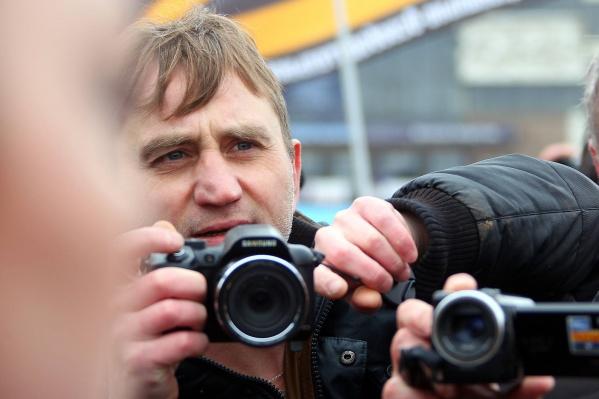 Хорошилова почти весь день продержали в следственном управлении ГУ МВД