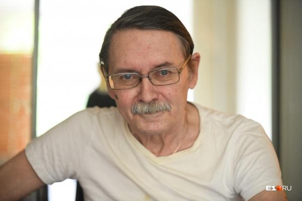Александр Беляев решил выйти на тропу войны со зловредным синдромом