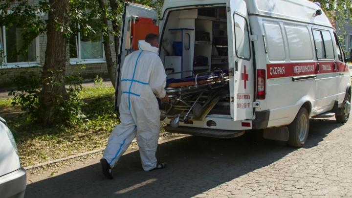 В Челябинской области дети стали чаще болеть коронавирусом
