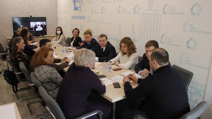 Площадка для диалога: в Союзе профессиональных строителей обсудили проблемы капремонта