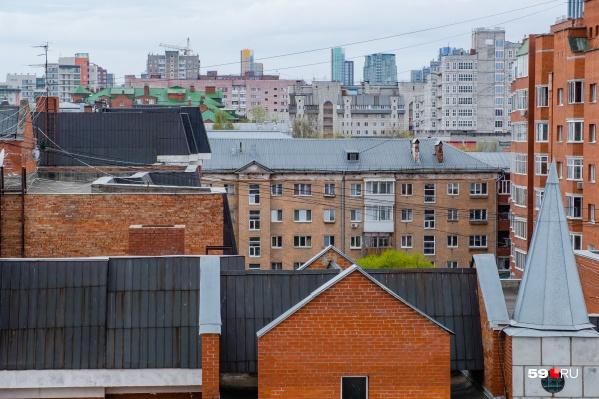 Перебои с электричеством наблюдаются в том числе в Перми