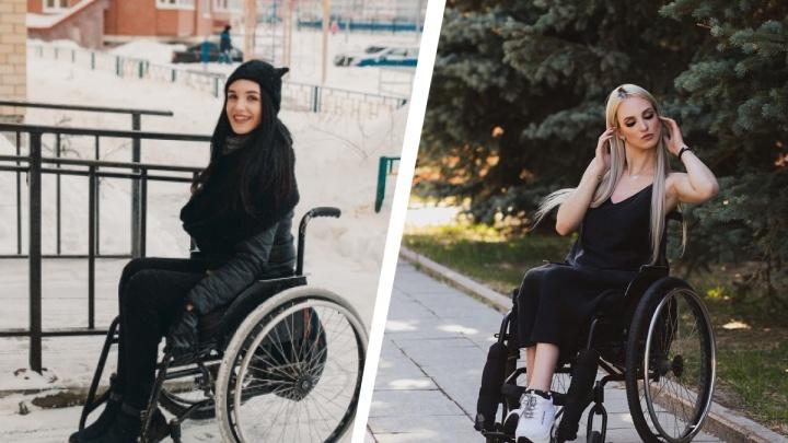 Мировой дизайнер устроит показ в Тюмени ради помощи молодой маме в инвалидном кресле