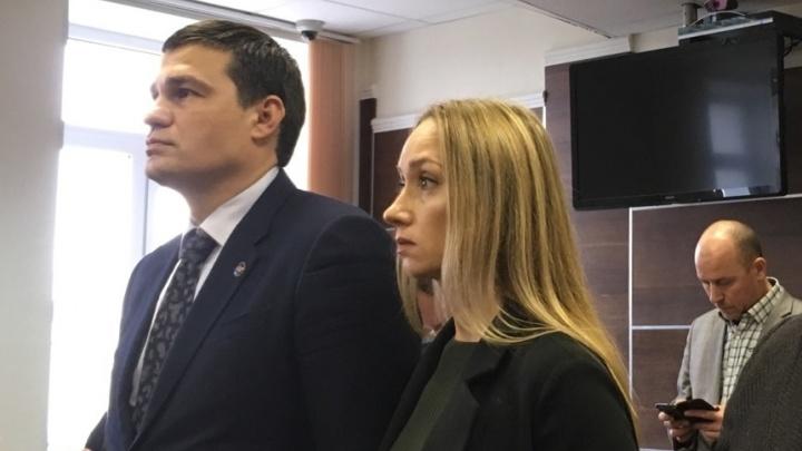 Жена экс-депутата Александра Телепнёва, избившего DJ Smash, планирует избраться в гордуму