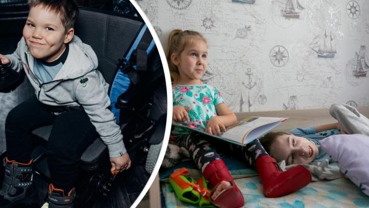 Помощь от Путина ещё не пришла: чего боятся родители детей со СМА