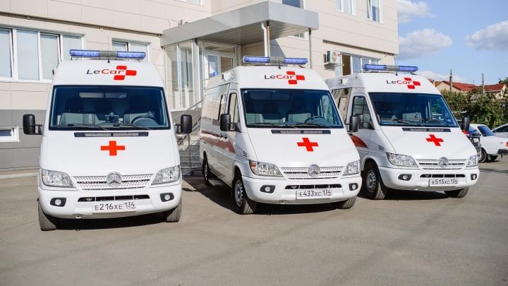 Скорая приедет быстро: в Волгограде начала работать новая станция скорой помощи