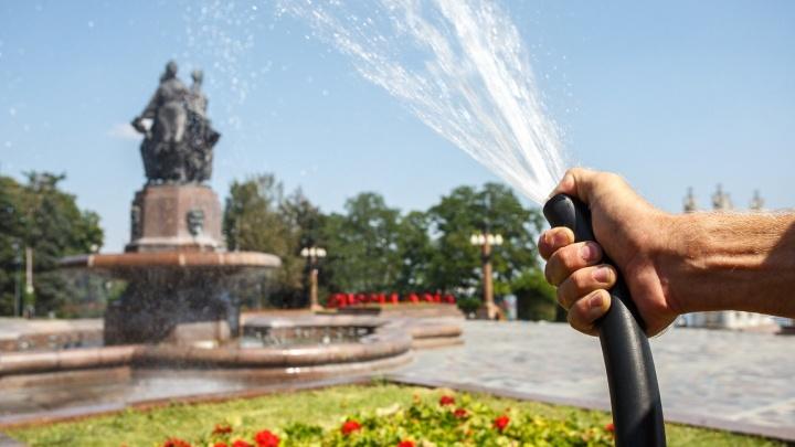 Зонтик оставляем дома: жителям Волгограда и области пообещали жаркий и сухой понедельник