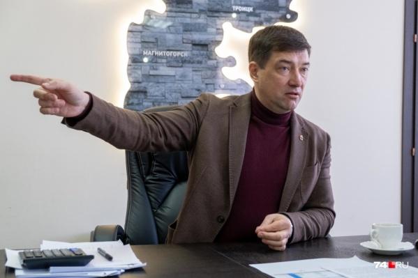 Вадим Борисов покидает пост руководителя регионального оператора капремонтов