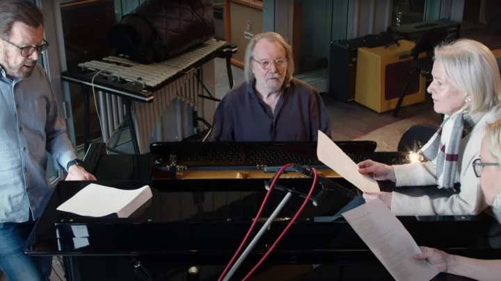 Легендарная группа ABBA выпустит новый альбом впервые за 40 лет