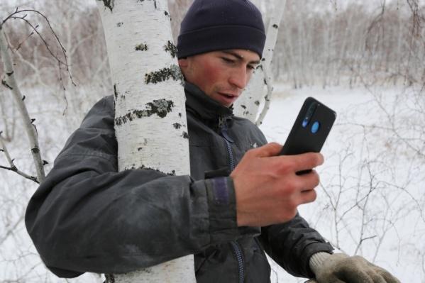 Сушков заявил, что в Станкевичах есть интернет. Правда, работающий с перебоями<br>