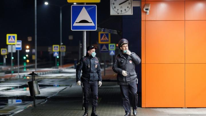 В Волгограде из-за дебошира на борту вынужденно сел самолет «Аэрофлота»
