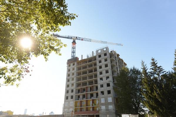 Первый дом нового квартала сдадут в IV квартале 2022 года