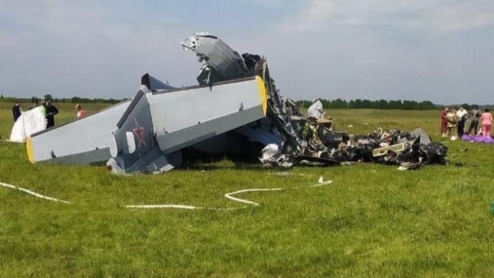 У самолета над Кузбассом отказал двигатель — пилот успел об этом сообщить, но погиб в крушении