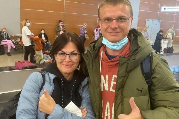 На Кубе Василий Жданов проводил свой отпуск