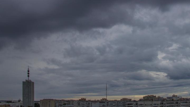 День Победы под дождем. Какая погода будет в Архангельске на9Мая