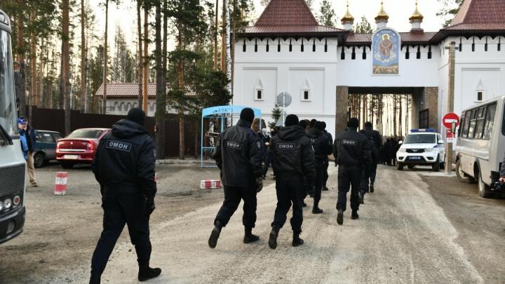 Суд признал Среднеуральский женский монастырь собственностью церкви