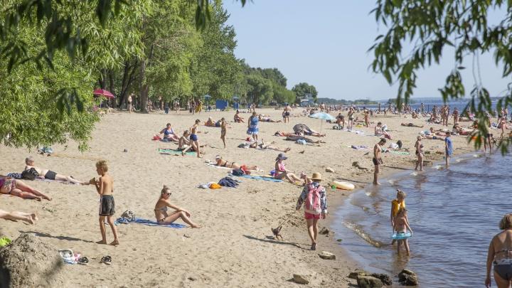 Возможны чрезвычайные ситуации: МЧС дало экстренное предупреждение о жаре в Ярославской области