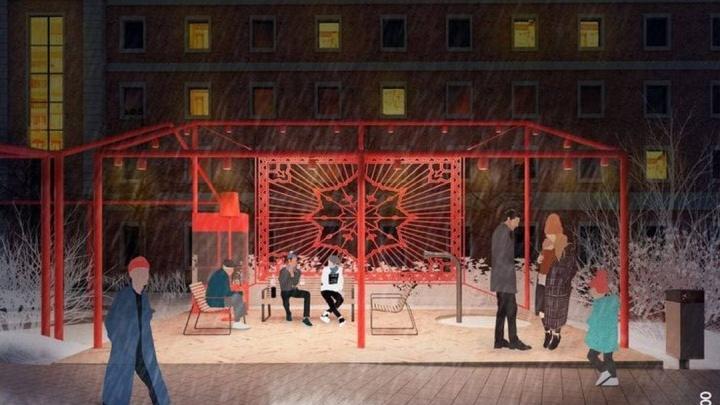 «Ценное пространство»: стало известно, как будет выглядеть сквер Свердлова после реконструкции