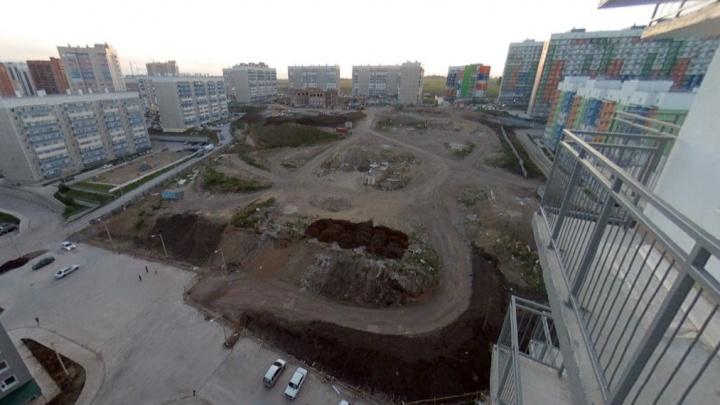 Объявлено время строительства школы в Солнечном