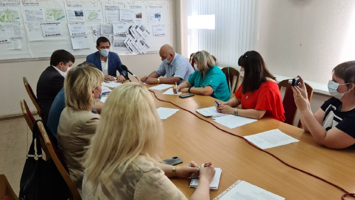Строительство дома для жильцов с Краснодонцев, 17 начнется летом 2022 года