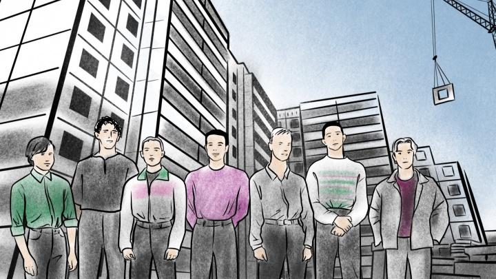 Амбиции и любовь к работе: как студенты построили бизнес в 90-е и изменили облик Екатеринбурга