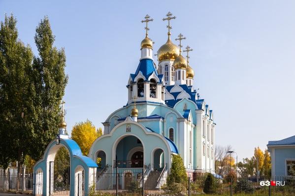 Храм работает с весны <nobr>2010 года</nobr>