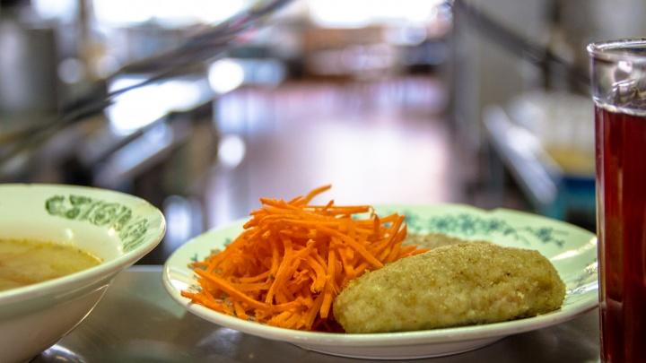 В Самарской области проверят школьные пищеблоки