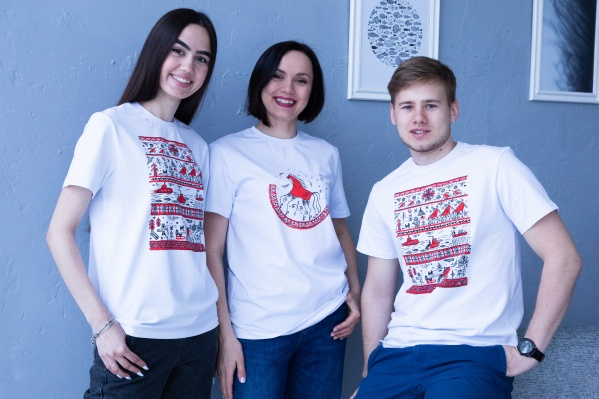 """Ирину поддерживают муж, который помогает вести дела, <nobr class=""""_"""">и дети —</nobr> они с удовольствием участвуют в фотосессиях бренда"""