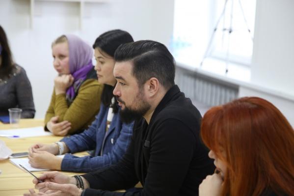 Ростислав Мурзагулов на круглом столе в Общественной палате