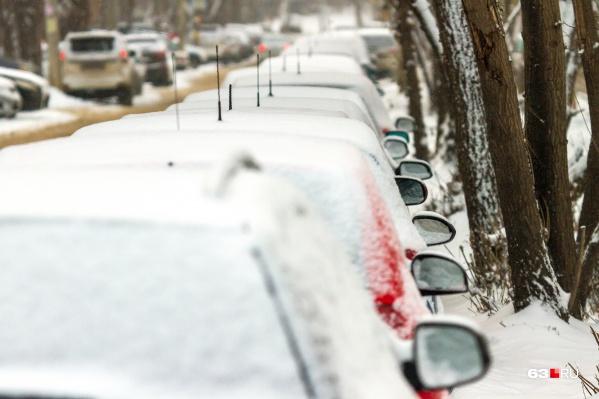 Парковку хотят сделать платной на 48 улицах