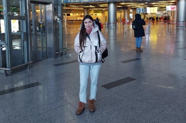 Ксения должны была выйти на свободу после трехдневного административного ареста