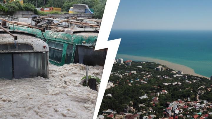 Море под запретом, хлорка из крана, прививки от дизентерии: как Ялту спасают от холеры и устраняют последствия потопа