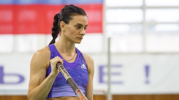 «В финале еще больше орать буду!»: волгоградка Елена Исинбаева пробует себя в роли комментатора Олимпийских игр