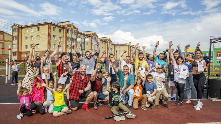 «Жим викинга»: в Ярославле прошел турнир по силовому многоборью
