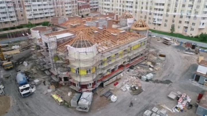Строители детсадов в Левенцовке сорвали сроки. Проекты стоят 367 млн рублей