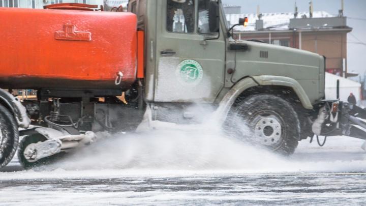 Озвучены подробности аферы с вывозом снега в Самаре