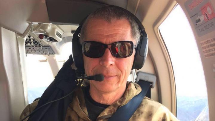 Упавшим в море у Мудьюга вертолетом «Робинсон» управлял Вадим Сазонов: что известно о погибшем