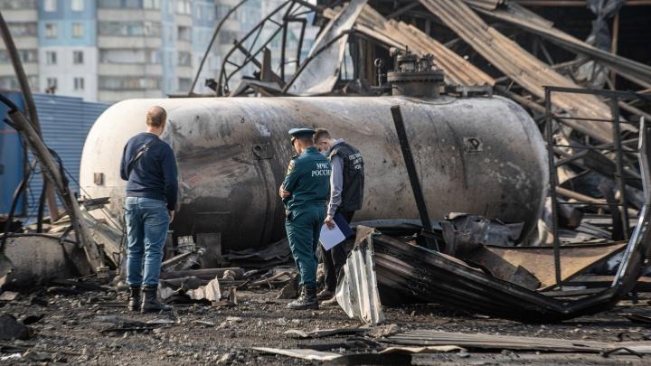В Новосибирске после взрыва у заправки проверили еще 5 АГЗС — рассказываем, нашли ли на них нарушения