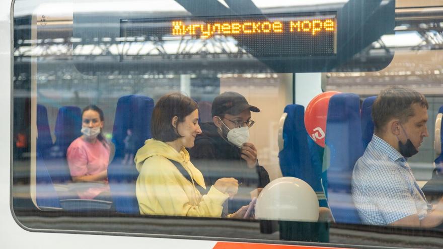 С 1 ноября в Самарской области изменят расписание электрички «Ласточка»