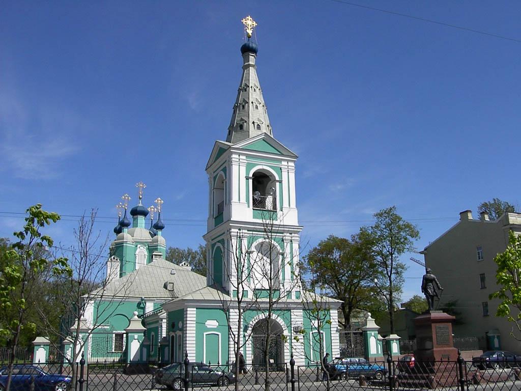 Сампсониевский собор, 1740